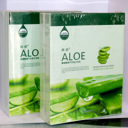 Tender Skin Aloe Mask