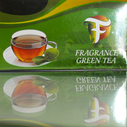 Fragrance Green Tea